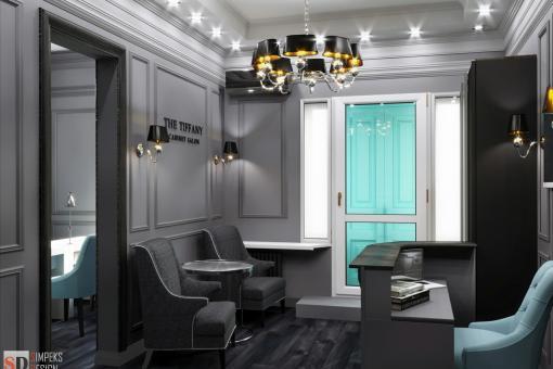 Примеры дизайна сайтов салонов красоты